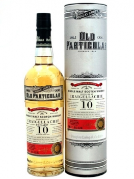 WHISKY OLD PARTICULAR CRAIGELLACHIE 10YO 70CL