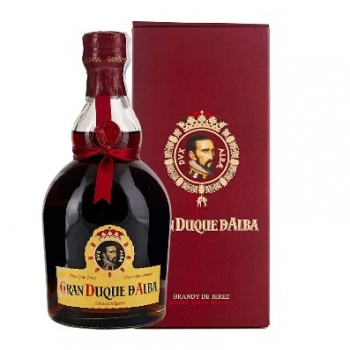 BRANDY GRAND DUQUE D\'ALBA 0.7L