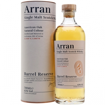 Whisky Arran Barrel Reserve 0.7l