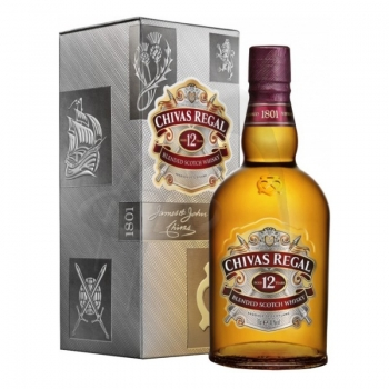 Whisky Chivas Regal 12 Yo 70cl