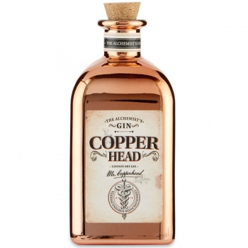 Gin Copperhead 50cl