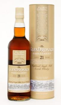 WHISKEY GLENDRONACH 21YO PARLIAMENT 70CL