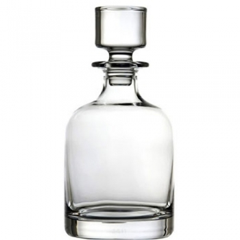 Glencairn Decanter Whisky Round Cristal