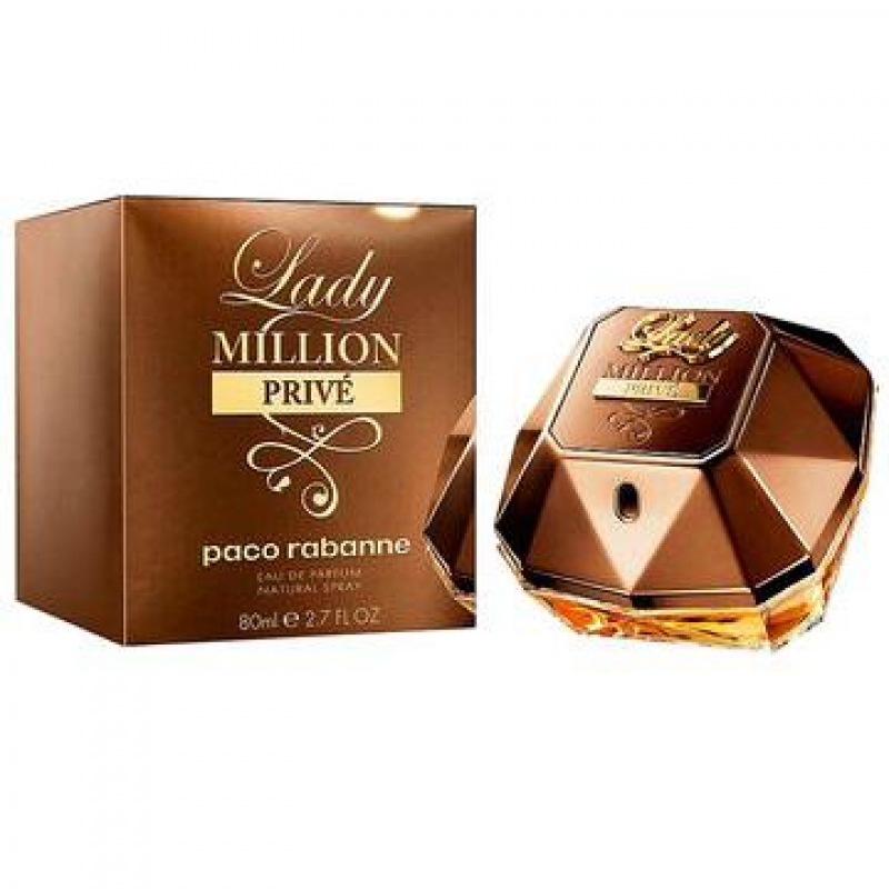 PACO RABANNE LADY MILLION PRIVE APA DE PARFUM 80 ML 2