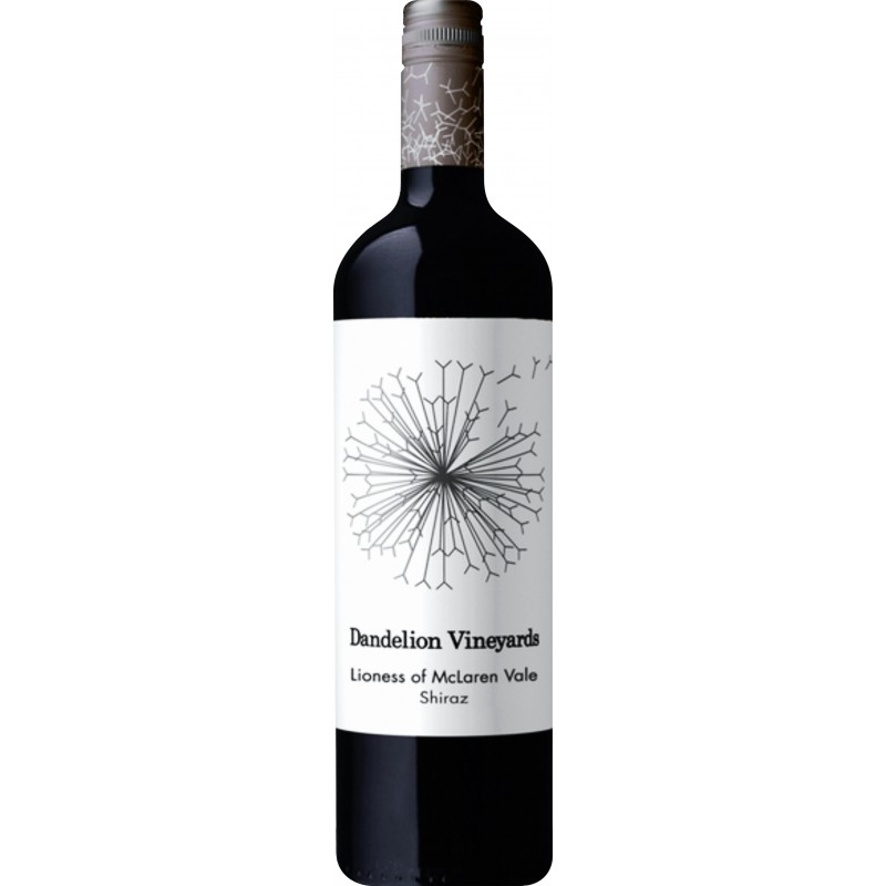 DANDELION VINEYARDS LIONESS OF MCLAREN VALE SHIRAZ 2017 0