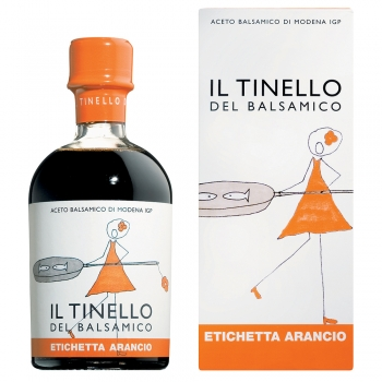 Aceto Balsamico Arancio 250ml