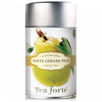 TEA FORTE GARDEN HARVEST WHITE GINGER PEAR 50 PORTII
