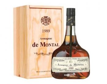 Armagnac De Montal 1989 0.7l