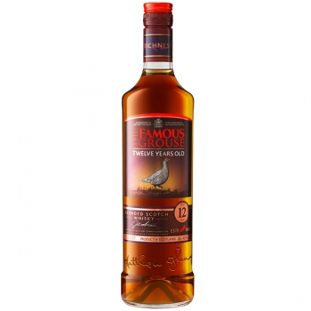 Whiskey Famous Grouse 12yo 70cl