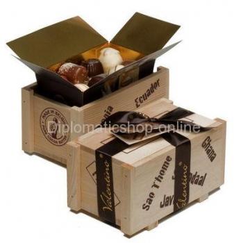 VALENTINO PRALINE BELGIENE CARGO BOX 180G