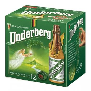UNDERBERG 12 BUC*0.02 L