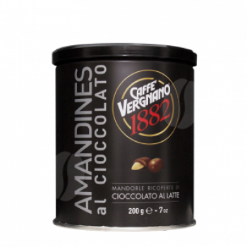 VERGNANO AMANDINE CHOCOLATE 200G 0