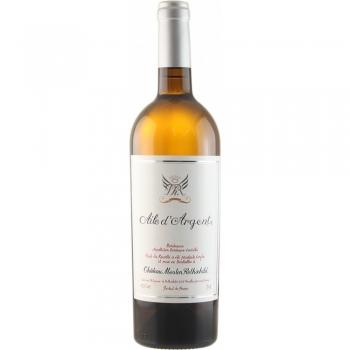 Vin Château Mouton Rothschild Aile d\'Argent Bordeaux Blanc 2018