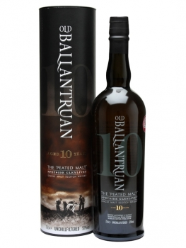 WHISKY OLD BALLANTRUAN 10YO 0.7L