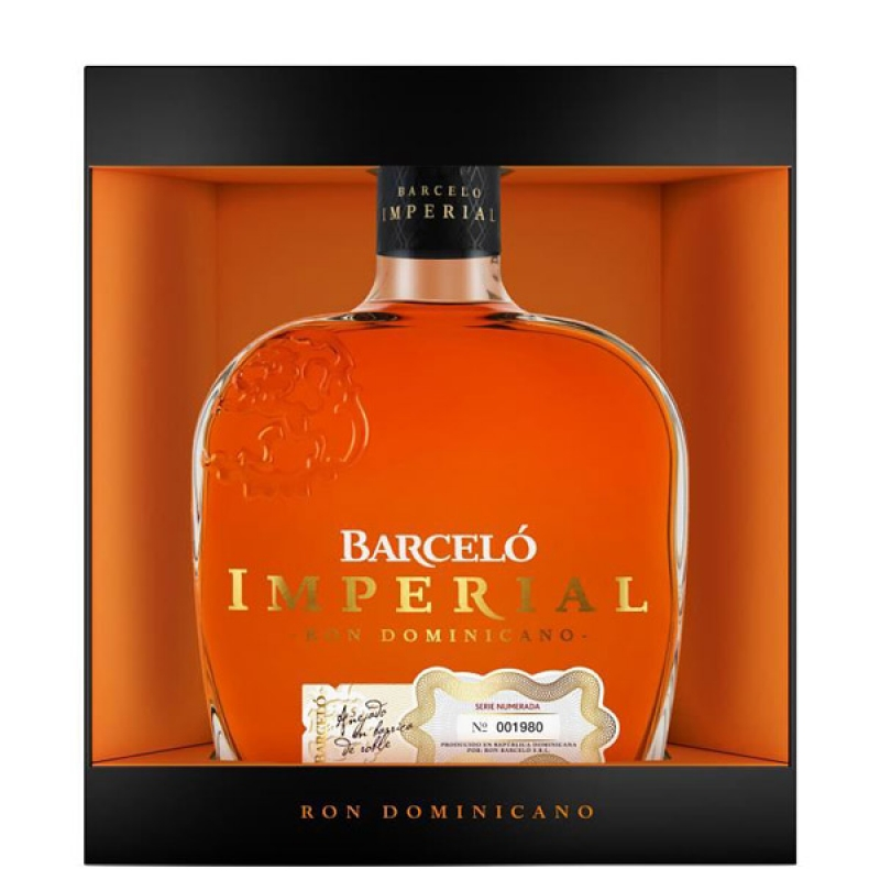ROM BARCELO IMPERIAL 70CL 0