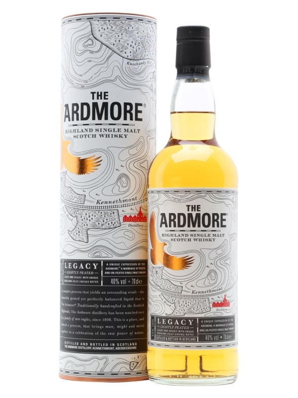 WHISKY ARDMORE LEGACY 70CL 0