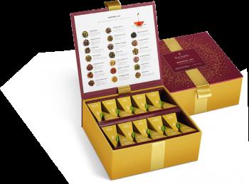 Tea Forte Tea Chest Craciun Festive Collection 40buc