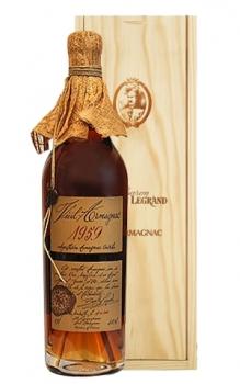 Armagnac Baron Gaston Legrand 1959 0.7l