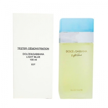DOLCE & GABBANA LIGHT BLUE APA DE TOALETA 100 ML TESTER