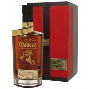 ROM MALTECO SELECTION 1987 0.7L