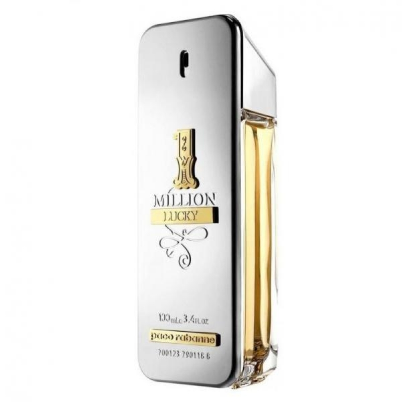 PACO RABANNE 1 MILLION LUCKY APA DE TOALETA 100 ML 0