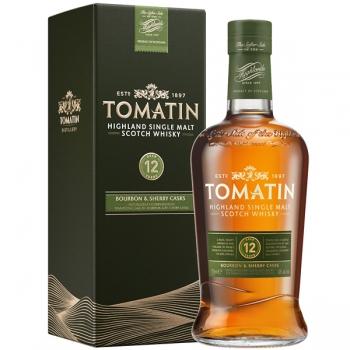 Whiskey Tomatin 12yo 70cl