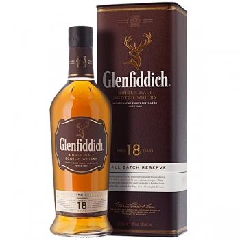 Whisky Glenfiddich 18 Ani 70cl