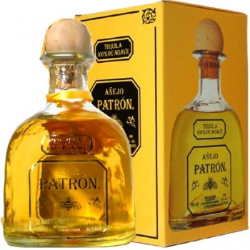 PATRON TEQUILA ANEJO 0.7L