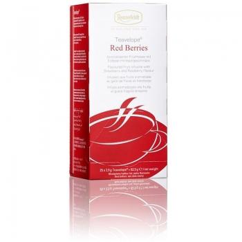 Ronnefeldt Ceai Redberries 25bux1.5g