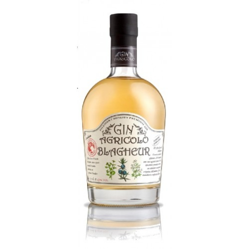 GIN AGRICOLO BLAGHEUR  70CL 0