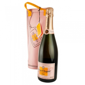 VEUVE CLICQUOT SHOPPING BAG ROSE 0.7L
