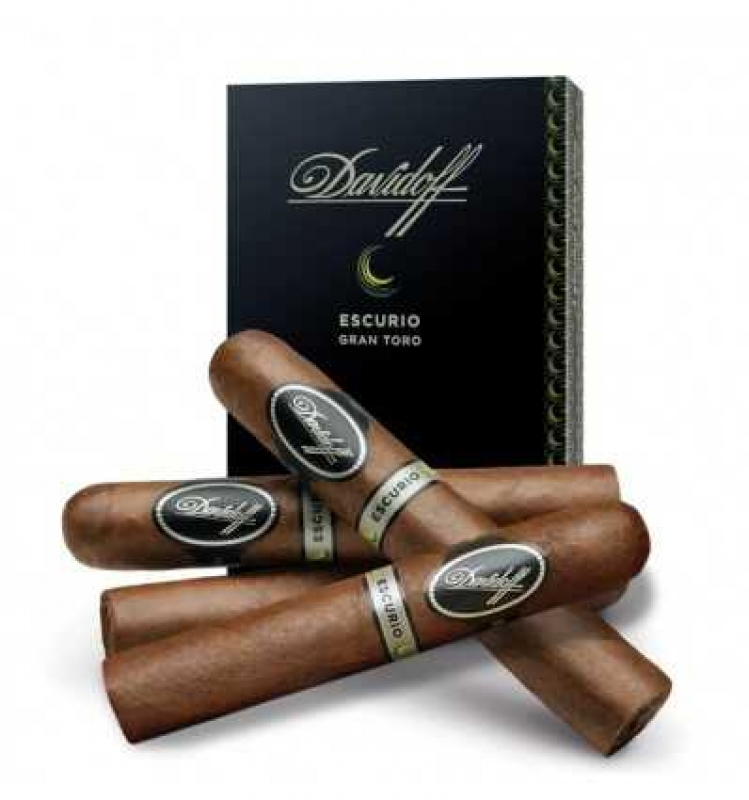 DAVIDOFF ESCURIO GRAN TORO CELLO 4S 0
