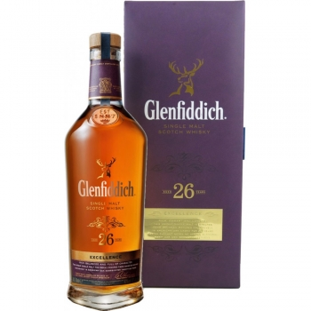 WHISKEY GLENFIDDICH EXCELLENCE 26YO 70CL