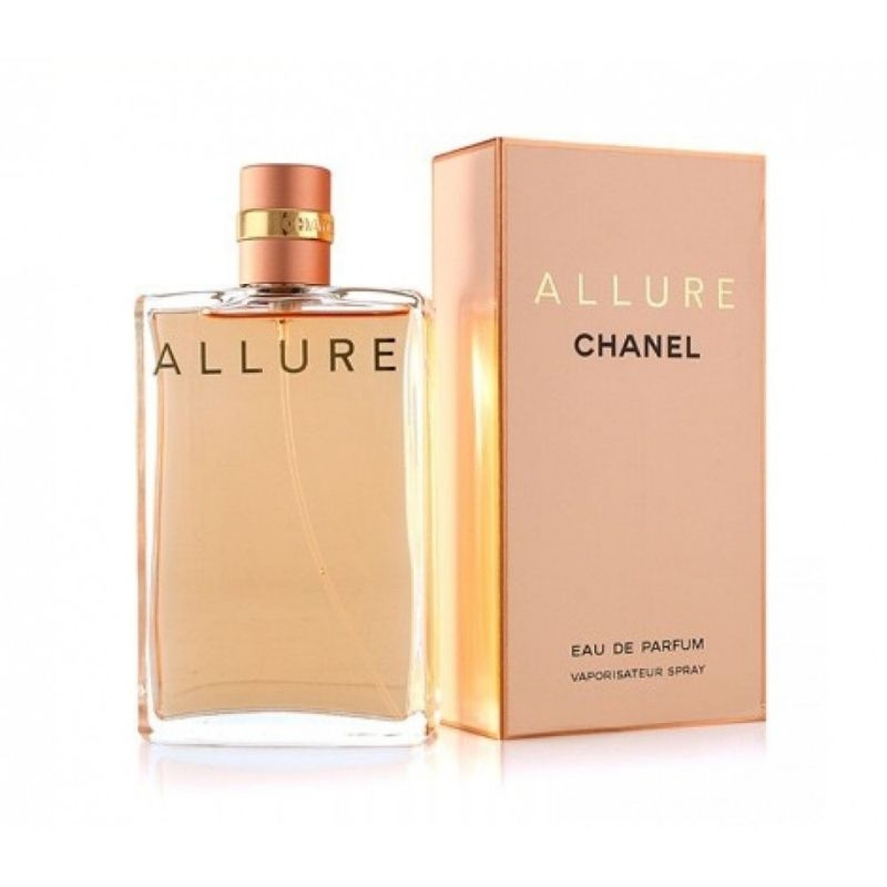 CHANEL ALLURE WOMAN EDT 100ML 0