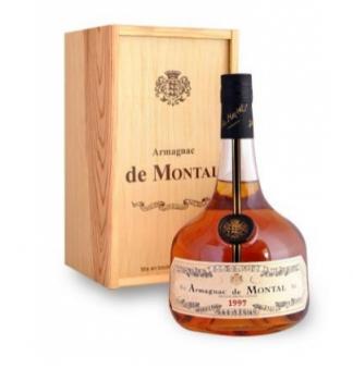 Armagnac De Montal 1997 0.7l
