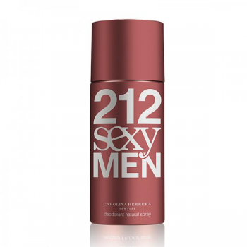 CAROLINA HERRERA 212 SEXY DEODORANT 150 ML