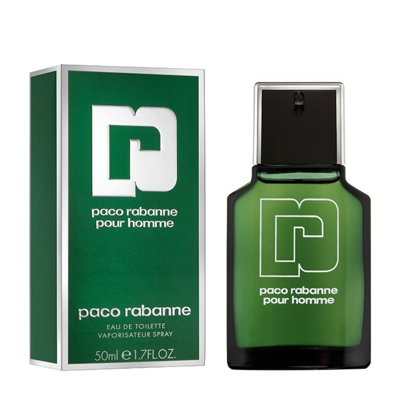 Paco Rabanne Paco Pour Homme EDT 50 Ml 1
