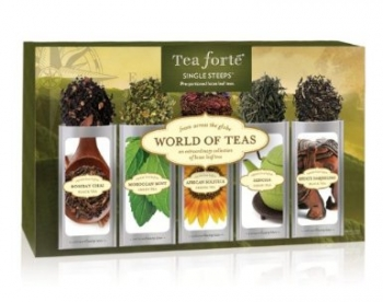 TEA FORTE CEAI PLANTE WORLD OF TEAS 15 BUC