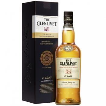 WHISKY GLENLIVET DISTILER\'S RESERVE 1L