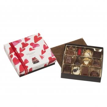 Valentino Praline Belgiene As0rtate Heart Box175g