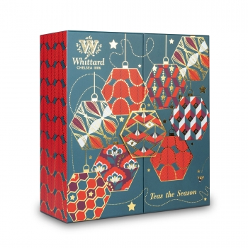 TEA ADVENT CALENDAR WHITTARD
