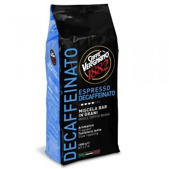 CAFEA VERGNANO EXPRESSO DECAFFEINATED 1KG
