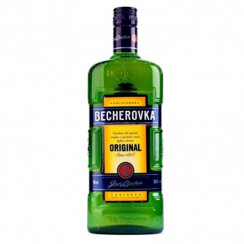 LIQUOR BECHEROVKA 70CL
