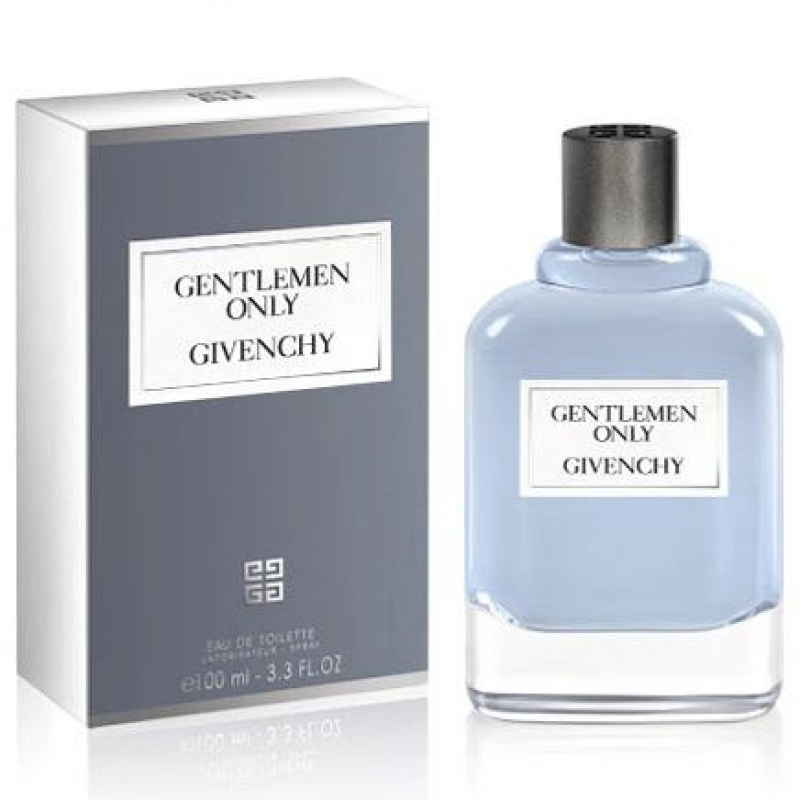 GIVENCHY GENTLEMEN ONLY MEN EDT 100ML 1