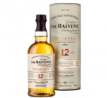 Whisky Balvenie Triple Cask 12yo 1l