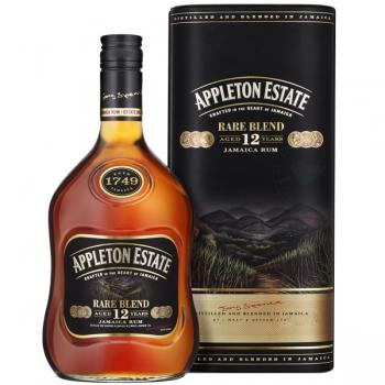 Rom Appleton Rare Blend 12 Yo 0.7l