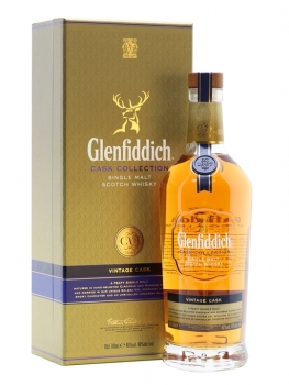 Whiskey Glenfiddich Vintage Cask  70cl