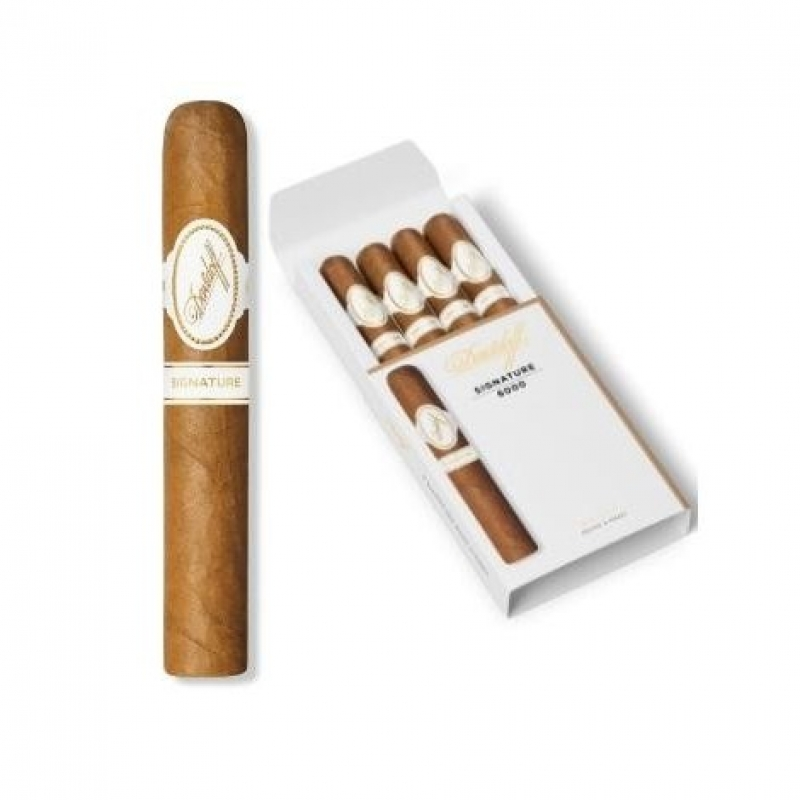 TRABUCURI DAVIDOFF SIGNATURE 6000 CELLO 4S 0