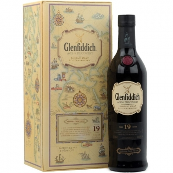 Whisky Glenfiddich 19 Ani Age Of Discovery 0.7l