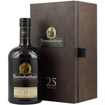 Whisky Bunnahabhain 25yo 0.7l